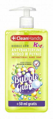 CH FRONT antybakteryjne mydlo do rak BUBBLE GUM 300 ml.jpg